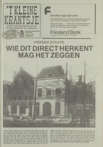 't Kleine Krantsje, 1964-1997 1993-02-01