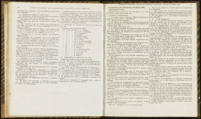 Raadsverslagen van de gemeente Leeuwarden, 1865-2007 (Notulen) 1882-03-23
