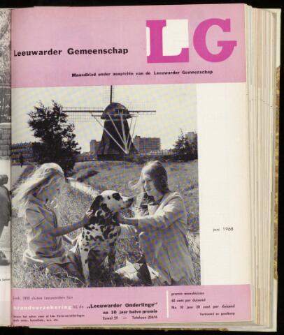 Leeuwarder Gemeenschap 1968-06-01