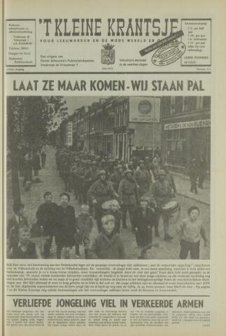 't Kleine Krantsje, 1964-1997 1972-06-24