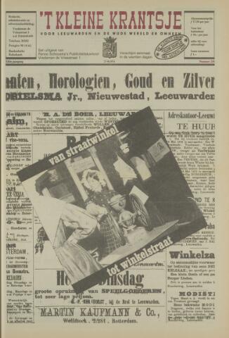 't Kleine Krantsje, 1964-1997 1975-09-27