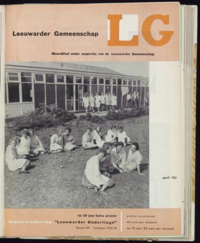 Leeuwarder Gemeenschap 1963-04-01