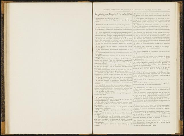 Raadsverslagen van de gemeente Leeuwarden, 1865-2007 (Notulen) 1890-12-09