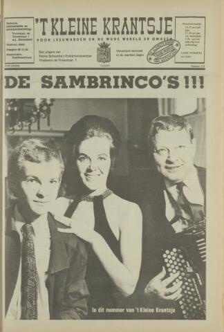 't Kleine Krantsje, 1964-1997 1970-03-07