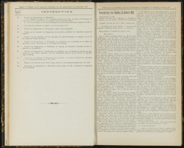 Raadsverslagen van de gemeente Leeuwarden, 1865-2007 (Notulen) 1901