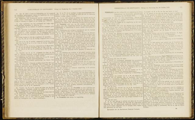 Raadsverslagen van de gemeente Leeuwarden, 1865-2007 (Notulen) 1868-10-22