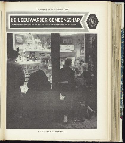 Leeuwarder Gemeenschap 1958-11-01