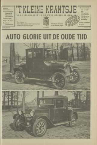 't Kleine Krantsje, 1964-1997 1970-10-17