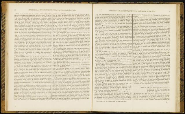Raadsverslagen van de gemeente Leeuwarden, 1865-2007 (Notulen) 1865-12-02