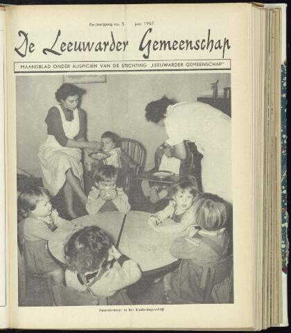 Leeuwarder Gemeenschap 1957-06-01