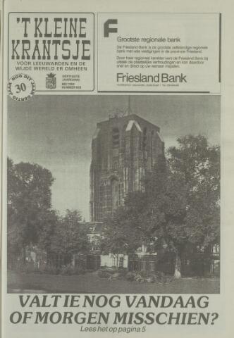 't Kleine Krantsje, 1964-1997 1994-05-01