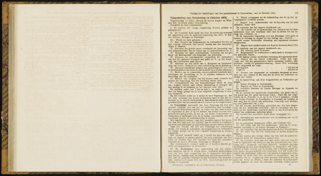 Raadsverslagen van de gemeente Leeuwarden, 1865-2007 (Notulen) 1875-10-14
