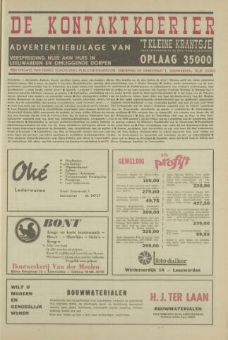 't Kleine Krantsje, 1964-1997 1968-03-30