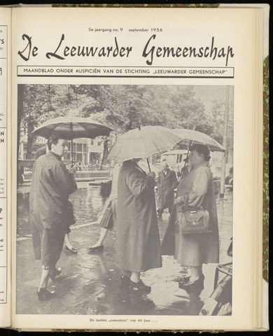 Leeuwarder Gemeenschap 1956-09-01