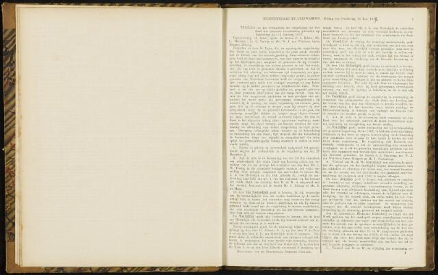 Raadsverslagen van de gemeente Leeuwarden, 1865-2007 (Notulen) 1867