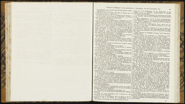 Raadsverslagen van de gemeente Leeuwarden, 1865-2007 (Notulen) 1878-11-28