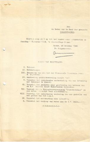 raadsverslagen Idaarderadeel 1935-1983 1948-11-01
