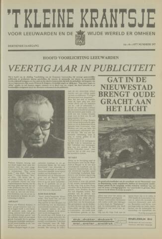 't Kleine Krantsje, 1964-1997 1977-09-16