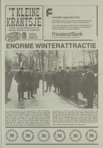 't Kleine Krantsje, 1964-1997 1994-01-01