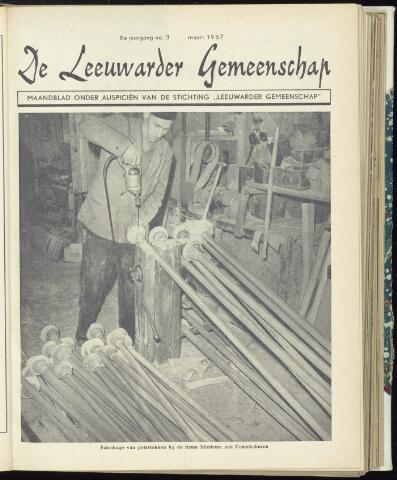Leeuwarder Gemeenschap 1957-03-01