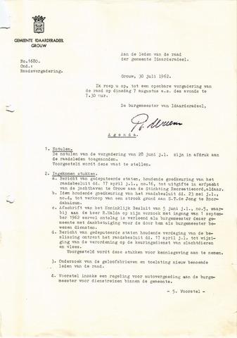 raadsverslagen Idaarderadeel 1935-1983 1962-08-07