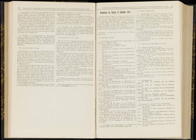 Raadsverslagen van de gemeente Leeuwarden, 1865-2007 (Notulen) 1928-09-18