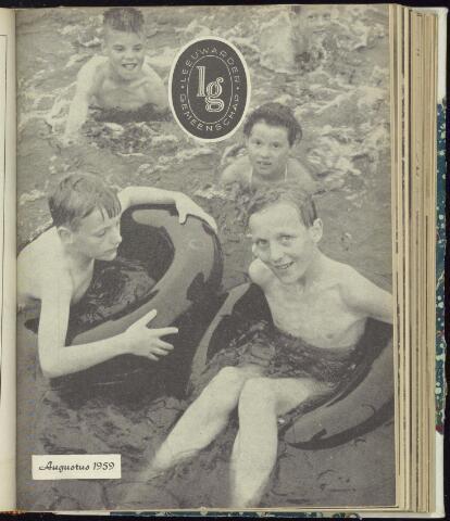 Leeuwarder Gemeenschap 1959-08-01