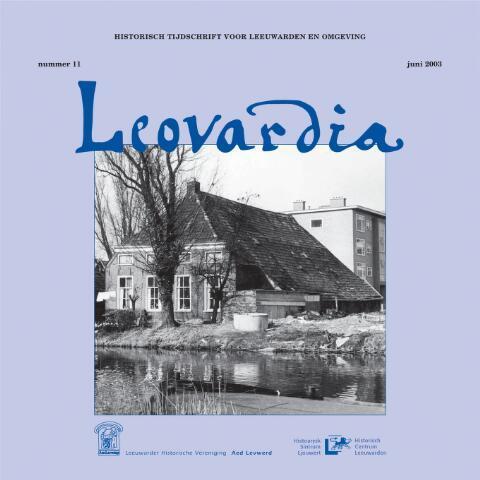 Leovardia, 2000-2012 2003-06-01