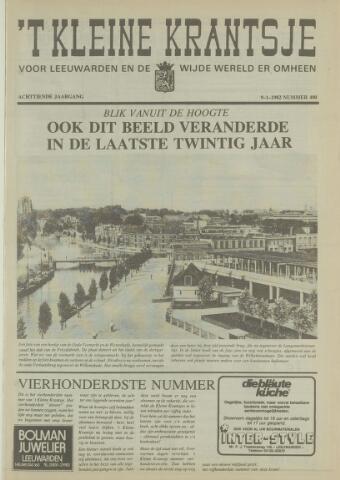 't Kleine Krantsje, 1964-1997 1982-01-09