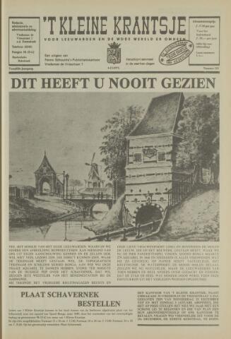 't Kleine Krantsje, 1964-1997 1975-12-06