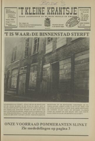 't Kleine Krantsje, 1964-1997 1973-10-20