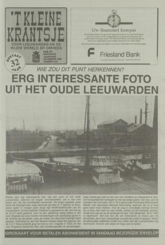 't Kleine Krantsje, 1964-1997 1996-11-01