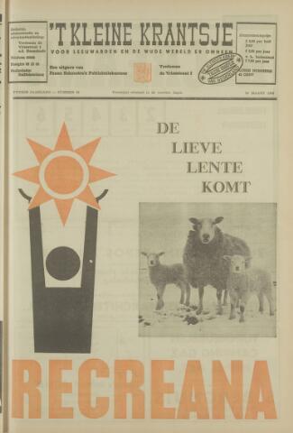 't Kleine Krantsje, 1964-1997 1966-03-30