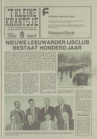 't Kleine Krantsje, 1964-1997 1989-01-01