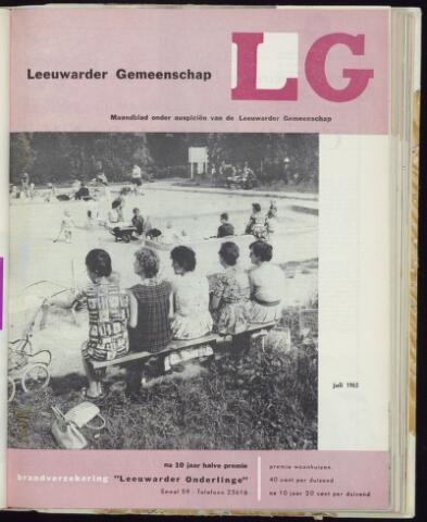 Leeuwarder Gemeenschap 1963-07-01