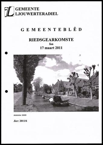 Notulen van de gemeenteraad van Leeuwarderadeel 2011-03-17