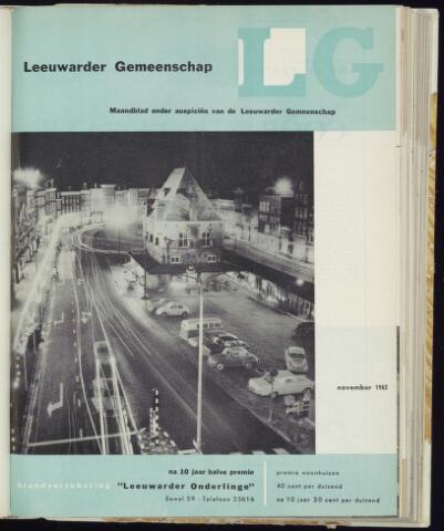 Leeuwarder Gemeenschap 1962-11-01