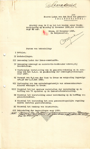 raadsverslagen Idaarderadeel 1935-1983 1938-11-21