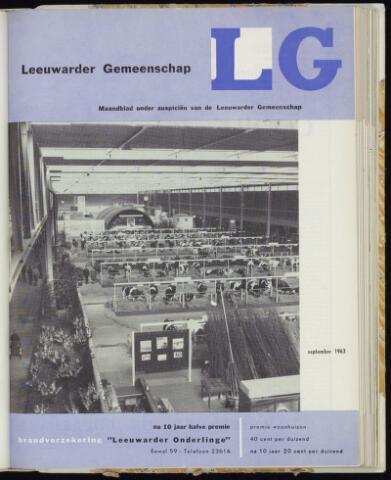 Leeuwarder Gemeenschap 1963-09-01
