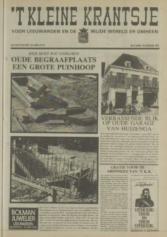't Kleine Krantsje, 1964-1997 1981-09-26