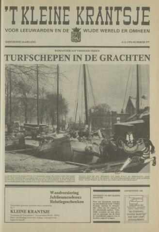 't Kleine Krantsje, 1964-1997 1976-11-06