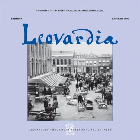 Leovardia, 2000-2012 2001-11-01