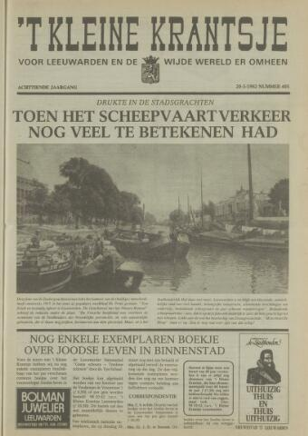 't Kleine Krantsje, 1964-1997 1982-03-20