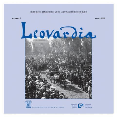 Leovardia, 2000-2012 2002