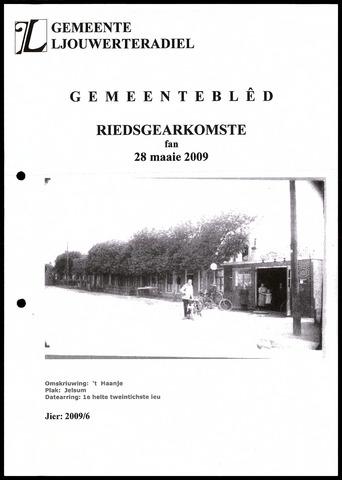 Notulen van de gemeenteraad van Leeuwarderadeel 2009-05-28