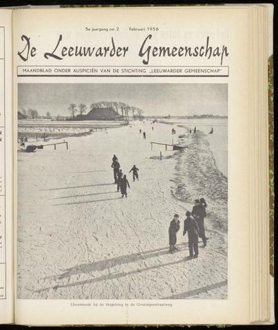 Leeuwarder Gemeenschap 1956-02-01