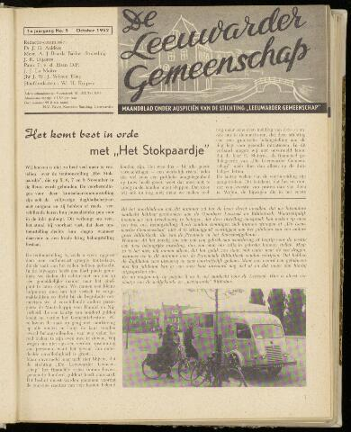 Leeuwarder Gemeenschap 1952-10-01