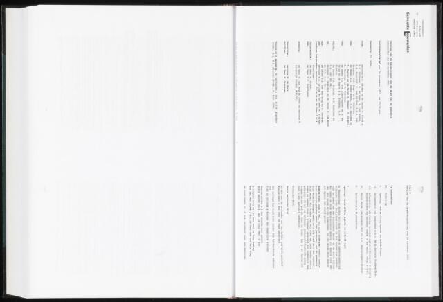Raadsverslagen van de gemeente Leeuwarden, 1865-2007 (Notulen) 2003-11-26