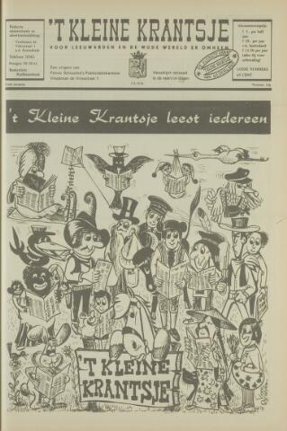 't Kleine Krantsje, 1964-1997 1970-09-05