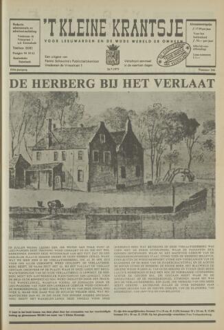 't Kleine Krantsje, 1964-1997 1975-07-26